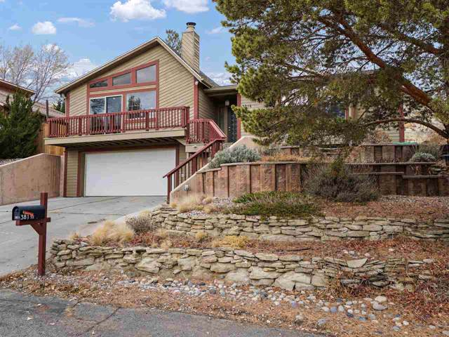 381 1/2 Hill View Drive, Grand Junction, CO 81507 (MLS #20196555) :: CapRock Real Estate, LLC