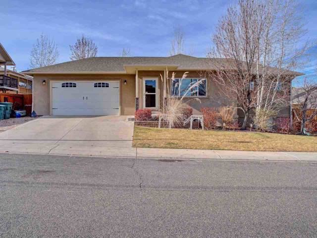 265 Gettysburg Street, Grand Junction, CO 81503 (MLS #20196556) :: The Grand Junction Group with Keller Williams Colorado West LLC