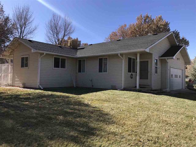 2 Reisling Court, Grand Junction, CO 81507 (MLS #20196560) :: The Danny Kuta Team