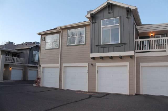2485 Fountainhead Boulevard H4, Grand Junction, CO 81505 (MLS #20196561) :: CapRock Real Estate, LLC