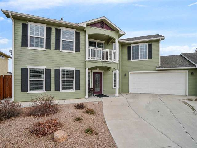 1125 Alexander Court, Fruita, CO 81521 (MLS #20196562) :: The Grand Junction Group with Keller Williams Colorado West LLC