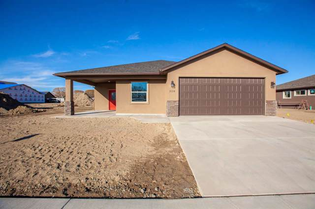 3138 Bevill Avenue, Grand Junction, CO 81504 (MLS #20196563) :: The Christi Reece Group