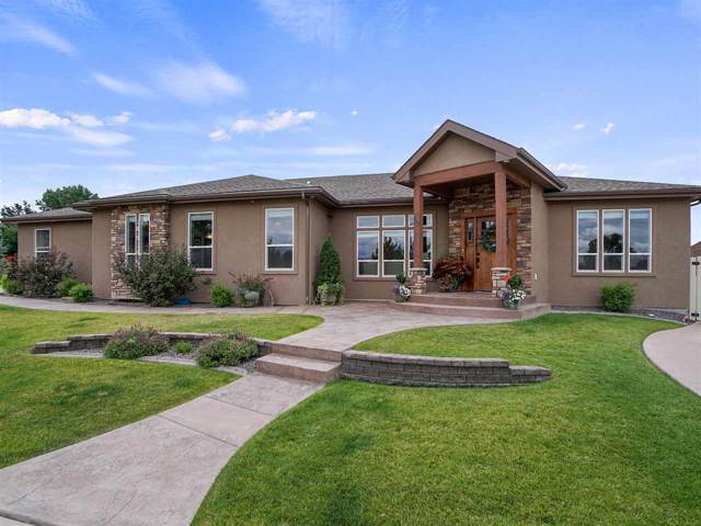 723 Ivanhoe Way, Grand Junction, CO 81506 (MLS #20196564) :: The Christi Reece Group