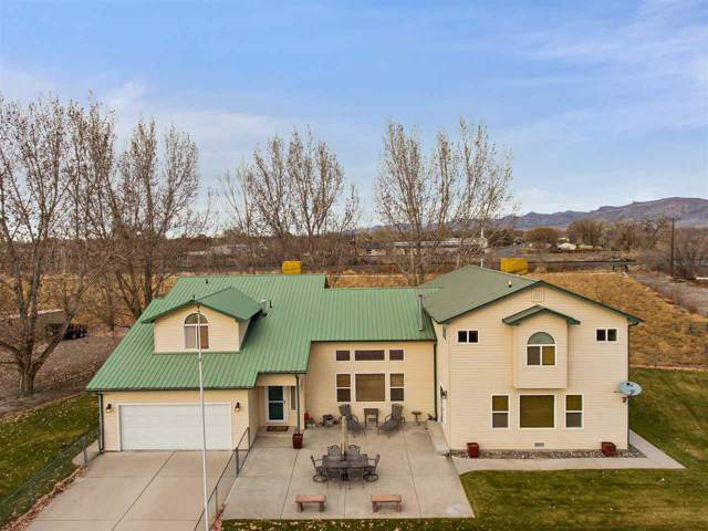 519 31 Road, Grand Junction, CO 81504 (MLS #20196565) :: The Grand Junction Group with Keller Williams Colorado West LLC