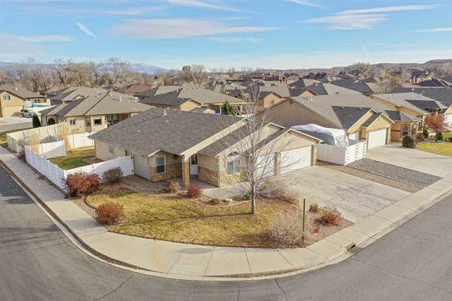 222 Basalt Street, Grand Junction, CO 81503 (MLS #20196568) :: The Grand Junction Group with Keller Williams Colorado West LLC