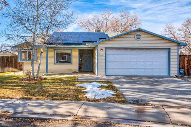449 Countryside Lane, Grand Junction, CO 81504 (MLS #20196570) :: The Christi Reece Group