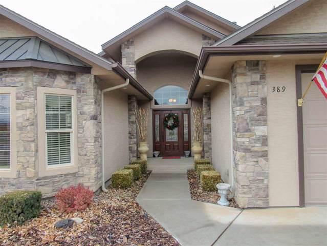 389 Belden Court, Fruita, CO 81521 (MLS #20196574) :: The Grand Junction Group with Keller Williams Colorado West LLC
