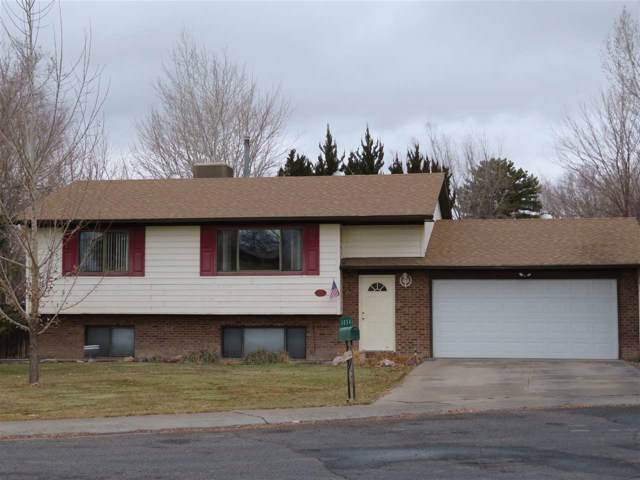 3054 Hall Avenue, Grand Junction, CO 81504 (MLS #20196580) :: The Grand Junction Group with Keller Williams Colorado West LLC