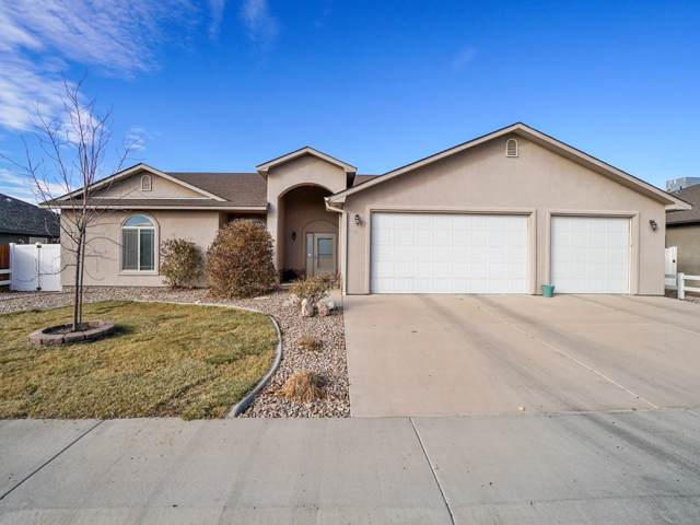 389 Ylang Street, Grand Junction, CO 81501 (MLS #20196582) :: The Grand Junction Group with Keller Williams Colorado West LLC