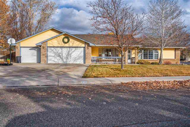 626 Clearwater Court, Grand Junction, CO 81505 (MLS #20196587) :: The Christi Reece Group