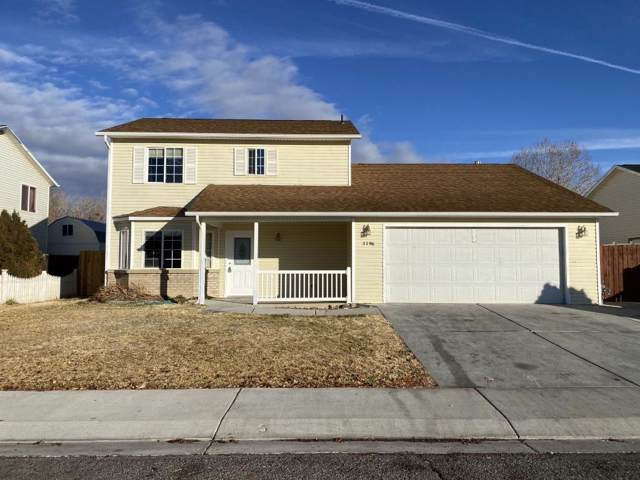 2976 Brookside Drive, Grand Junction, CO 81504 (MLS #20196588) :: The Grand Junction Group with Keller Williams Colorado West LLC