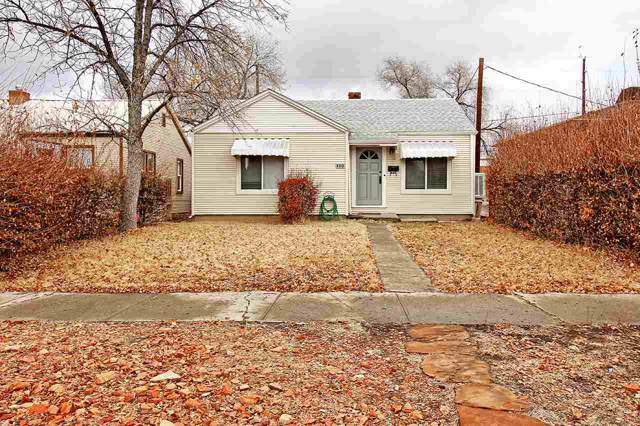 440 Belford Avenue, Grand Junction, CO 81501 (MLS #20196589) :: The Grand Junction Group with Keller Williams Colorado West LLC