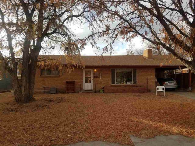 1333 N 17th Street, Grand Junction, CO 81501 (MLS #20196590) :: The Grand Junction Group with Keller Williams Colorado West LLC