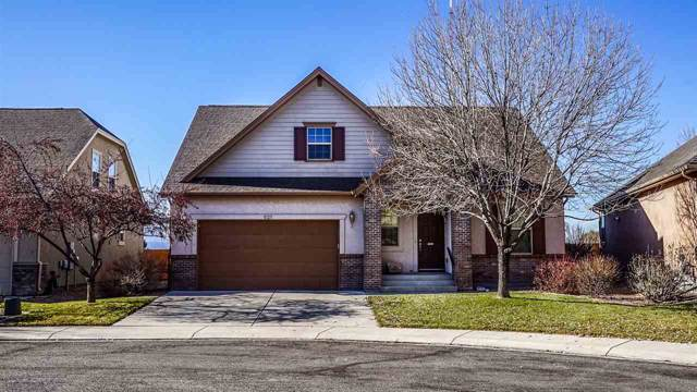 621 Silverado Court, Grand Junction, CO 81505 (MLS #20196594) :: The Christi Reece Group