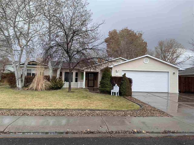 420 Pintail Avenue, Grand Junction, CO 81504 (MLS #20196601) :: The Christi Reece Group