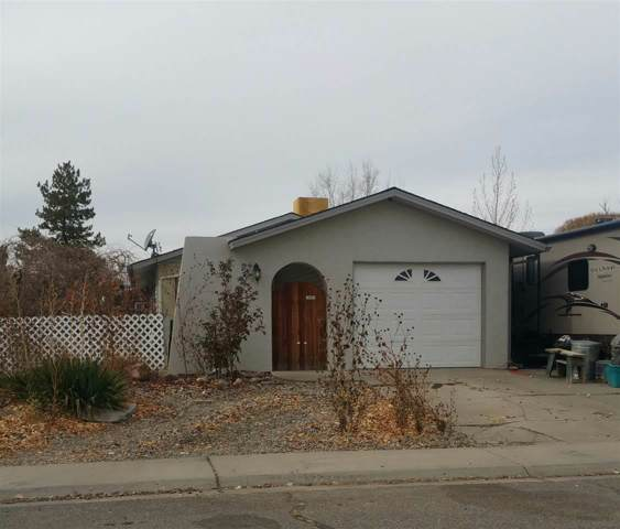421 1/2 Wedgewood Avenue, Grand Junction, CO 81504 (MLS #20196604) :: The Christi Reece Group