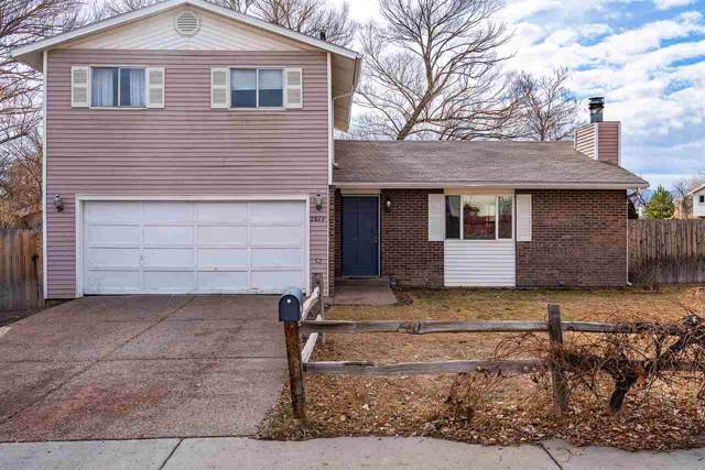 2879 Music Avenue, Grand Junction, CO 81506 (MLS #20196611) :: The Christi Reece Group