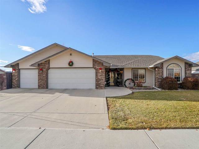 629 Silver Oak Drive, Grand Junction, CO 81505 (MLS #20196616) :: The Christi Reece Group