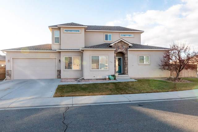 499 Chatfield Circle, Grand Junction, CO 81504 (MLS #20196623) :: The Christi Reece Group