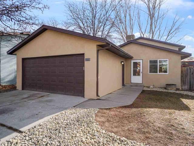 2775 Lexington Court, Grand Junction, CO 81503 (MLS #20196625) :: The Christi Reece Group