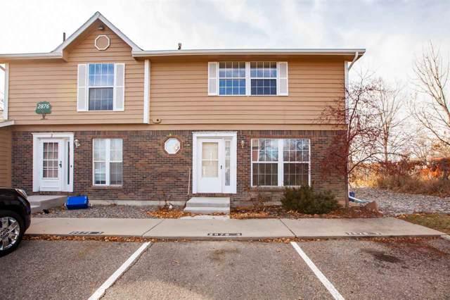 2876 Cascade Avenue #3, Grand Junction, CO 81501 (MLS #20196630) :: CapRock Real Estate, LLC