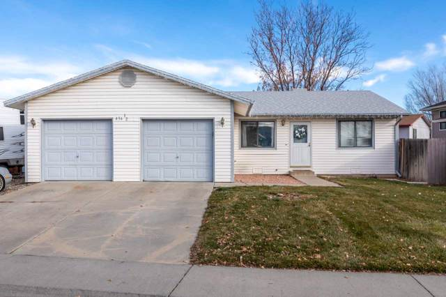 456 1/2 Pera Street, Clifton, CO 81520 (MLS #20196637) :: CapRock Real Estate, LLC
