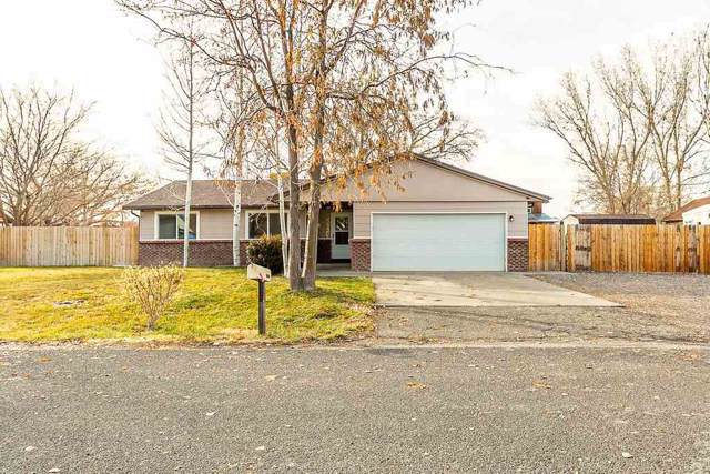 2937 Sunset Drive, Grand Junction, CO 81504 (MLS #20196639) :: The Christi Reece Group