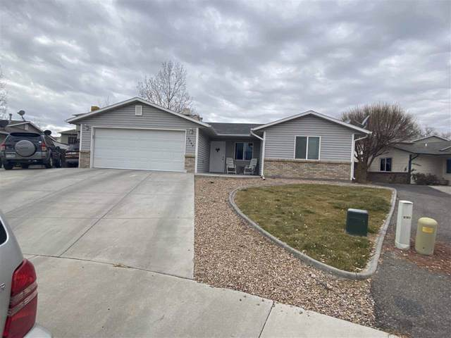 3292 Kit Court, Clifton, CO 81520 (MLS #20196642) :: CapRock Real Estate, LLC