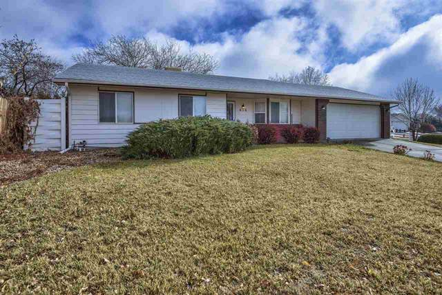 606 Round Table Road, Grand Junction, CO 81504 (MLS #20196644) :: The Christi Reece Group