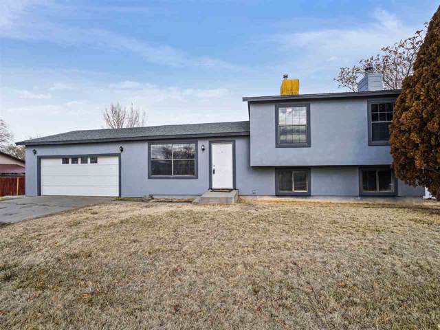 3112 D 1/2 Road, Grand Junction, CO 81504 (MLS #20196655) :: The Christi Reece Group