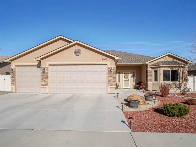3166 Saddlegate Court, Grand Junction, CO 81504 (MLS #20196658) :: The Christi Reece Group