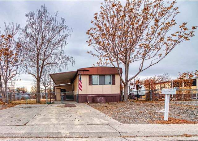 517 Placer Drive, Grand Junction, CO 81504 (MLS #20196666) :: The Christi Reece Group