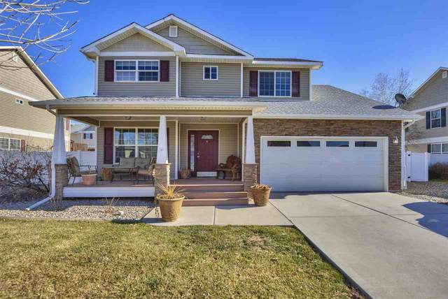 166 Arches Drive, Fruita, CO 81521 (MLS #20196668) :: The Christi Reece Group