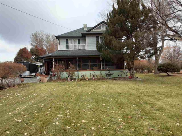 2870 B 1/2 Road, Grand Junction, CO 81503 (MLS #20196718) :: The Christi Reece Group