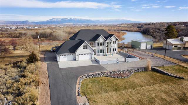 672 Peony Drive, Grand Junction, CO 81507 (MLS #20196775) :: The Christi Reece Group