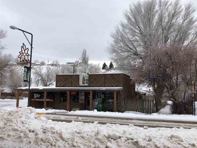 719 E Main Street, Rangely, CO 81648 (MLS #20196790) :: The Christi Reece Group