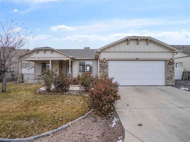 2867 Presley Avenue, Grand Junction, CO 81501 (MLS #20196806) :: The Grand Junction Group with Keller Williams Colorado West LLC