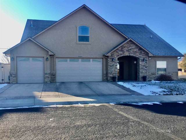 2969 Fairway View Drive, Grand Junction, CO 81503 (MLS #20196807) :: The Grand Junction Group with Keller Williams Colorado West LLC