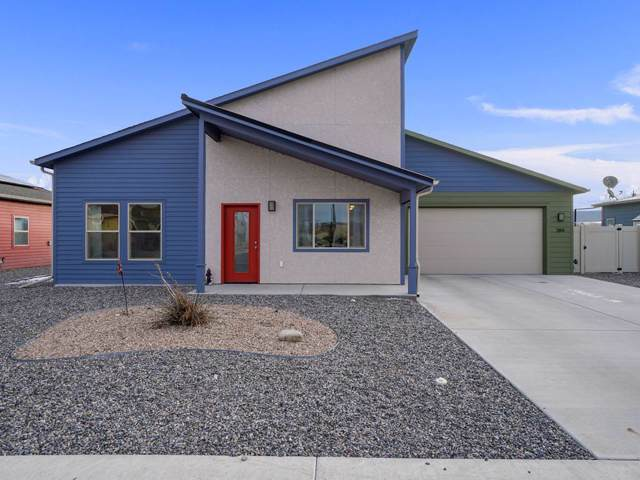 384 White River Drive, Grand Junction, CO 81504 (MLS #20200010) :: The Christi Reece Group