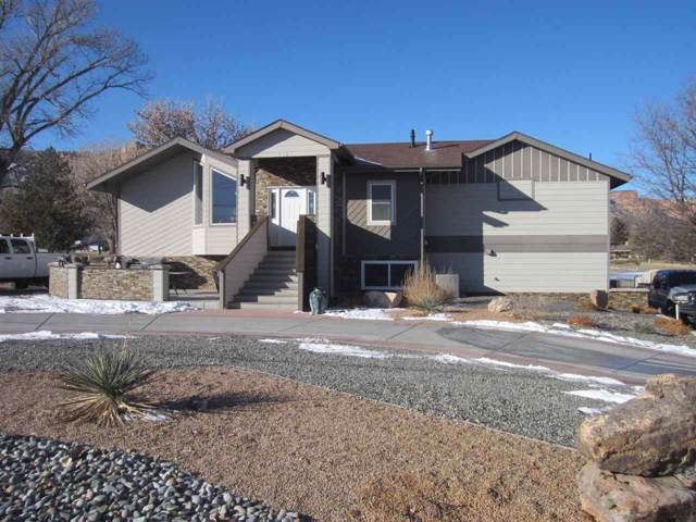 543 S Broadway, Grand Junction, CO 81507 (MLS #20200026) :: The Christi Reece Group