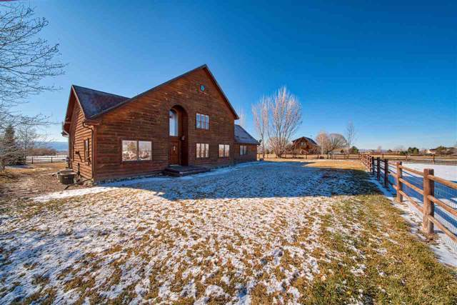 2275 Homestead Drive, Grand Junction, CO 81505 (MLS #20200044) :: The Grand Junction Group with Keller Williams Colorado West LLC