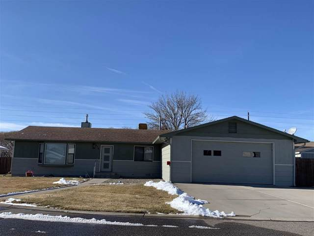 579 Green Court, Grand Junction, CO 81504 (MLS #20200046) :: The Christi Reece Group