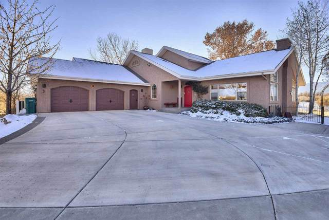 2073 Corral De Terra Drive, Grand Junction, CO 81507 (MLS #20200050) :: The Christi Reece Group
