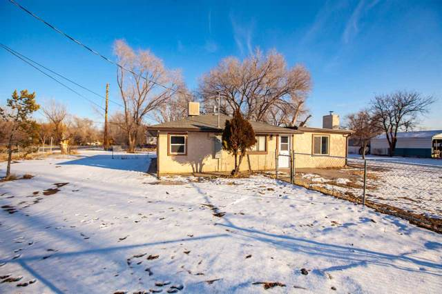 3323 F 5/8 Road, Clifton, CO 81520 (MLS #20200078) :: The Christi Reece Group