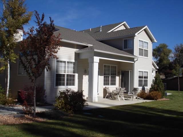 767 Glen Court #10, Grand Junction, CO 81506 (MLS #20200096) :: The Christi Reece Group