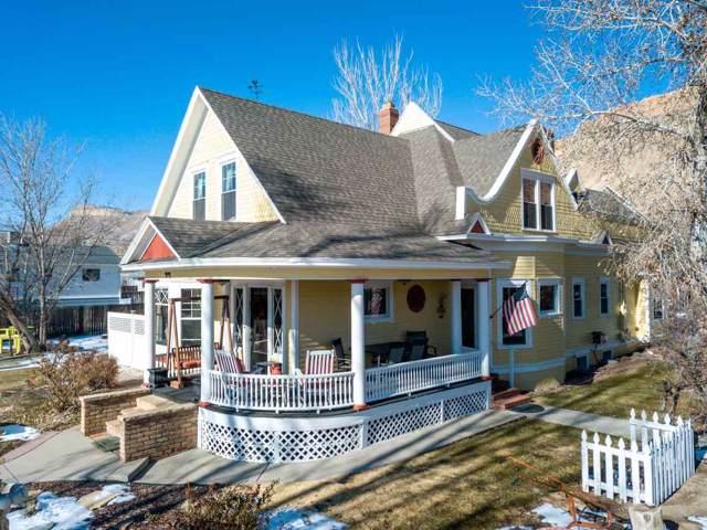404 W 1st Street, Palisade, CO 81526 (MLS #20200097) :: CapRock Real Estate, LLC
