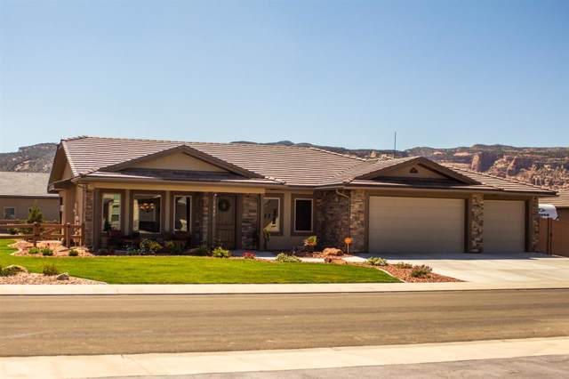 1448 Kiva Drive, Fruita, CO 81521 (MLS #20200101) :: The Grand Junction Group with Keller Williams Colorado West LLC