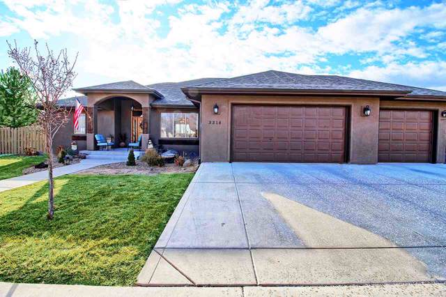 3318 Woodgate Drive, Grand Junction, CO 81506 (MLS #20200125) :: Western Slope Real Estate