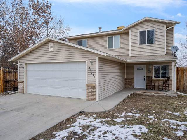 3238 1/2 Sunray Avenue, Clifton, CO 81520 (MLS #20200138) :: The Christi Reece Group