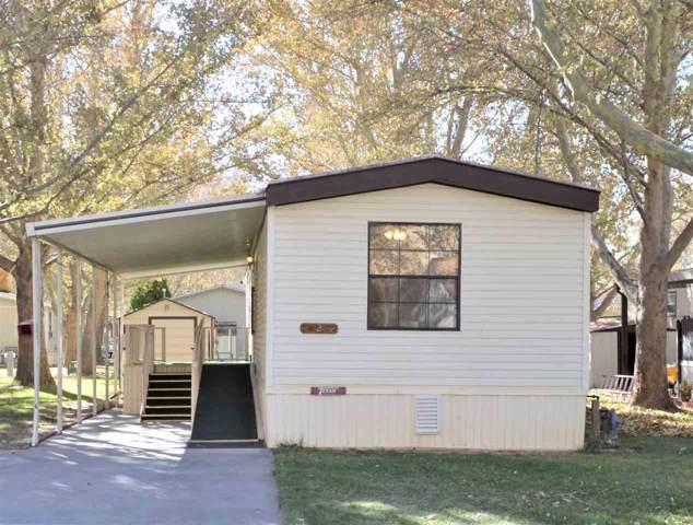 3781 Granada Drive #2, Palisade, CO 81526 (MLS #20200141) :: CapRock Real Estate, LLC